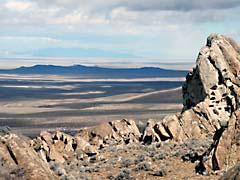 SP01BlackRockSha.jpg Landscapes - Nature desert photography nevada
