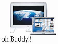 TNbuddy.jpg Apple - Display print advertisement earth planet Apple - PowerBook G4