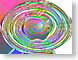 TN02twirl.jpg Logos, Apple Art 3d green computer generated images cgi blue blown glass red